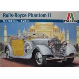 Italeri 3703 Rolls-Royce Phantom II