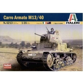 Italeri 6213 Tanks Carro Armato M13/40