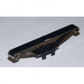 Märklin 225647 Släpsko med clips, längd 50 mm, 1 st för Dm3
