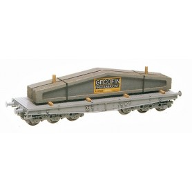 Heico 87303 Vagnslast, prefabricerade betongelement 'GECOFIN'