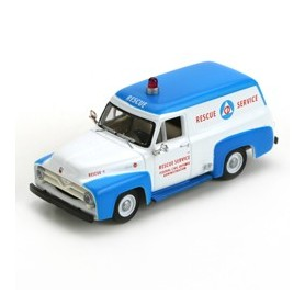 Athearn 26486 Ford F-100 Panel Truck, Civil Defense 1955