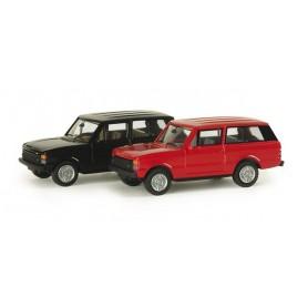 Herpa 034029 Range Rover, metallic