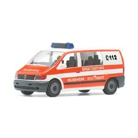 """Herpa 044073 Mercedes Benz Vito """"Feuerwehr ELW"""""""