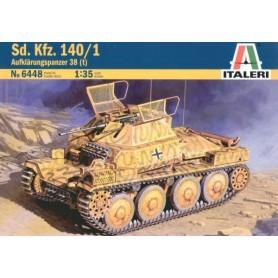 Italeri 6448 Tanks Sd. Kfz. 140/1 Aufklärungspanzer 38 (t)