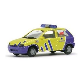 """Herpa 044233 Opel Corsa """"Ambulance Niederlande"""""""