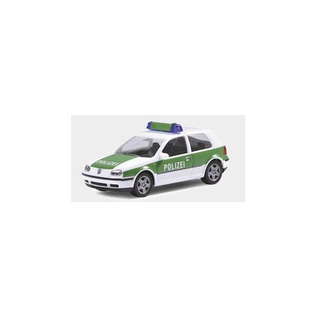 "Herpa 044738 VW Golf IV ""Polizei"""