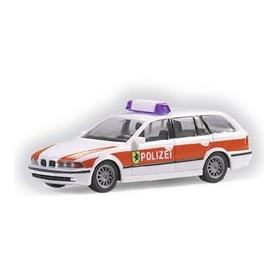 Herpa 044790 BMW 5er Polizei Schaffhausen (Schweiz)