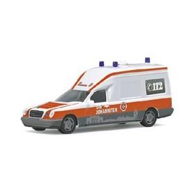 Herpa 044868 Mercedes Benz Binz Johanniter Gießen KTW