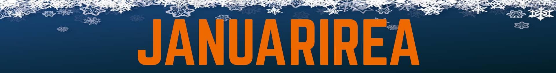 JANUARIREA 2020