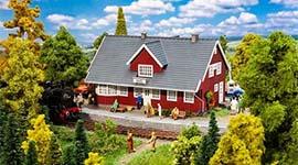 SVENSK STATION